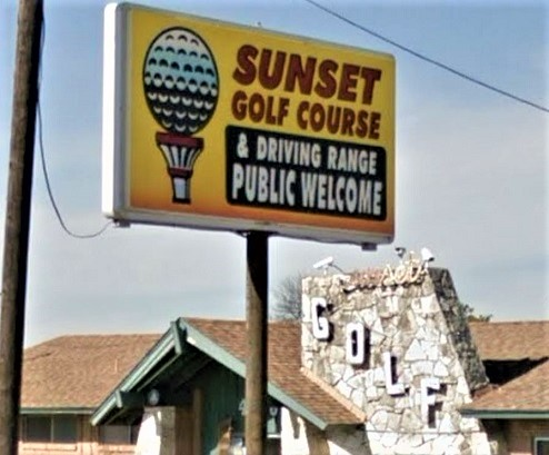 Sunset Golf Club, CLOSED 2017, Grand Prairie, Texas,  - Golf Course Photo