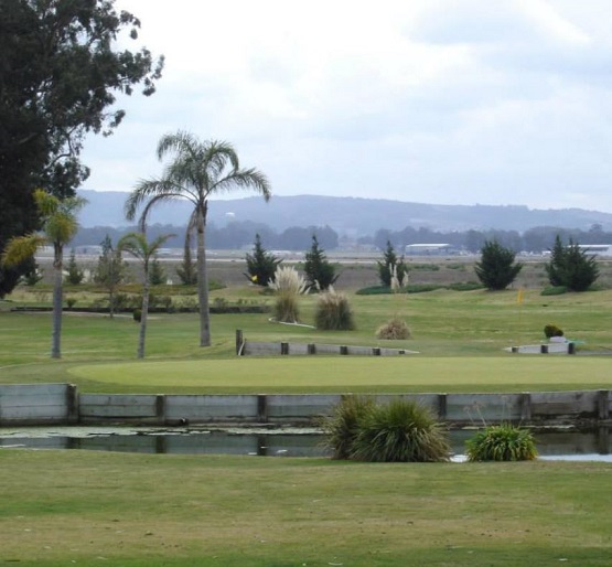 Golf Course Photo, Sunset Ridge Golf Center, CLOSED 2016, Santa Maria, California, 93455