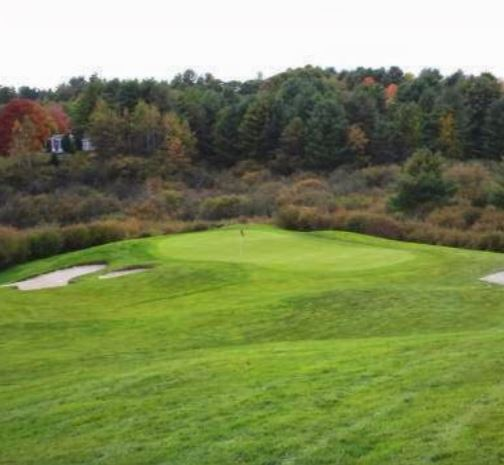 Sunset Ridge Golf Links, Westbrook, Maine,  - Golf Course Photo