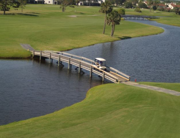 Suntree Country Club, Classic Course,Melbourne, Florida,  - Golf Course Photo