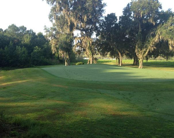 Suwannee Country Club,Live Oak, Florida,  - Golf Course Photo
