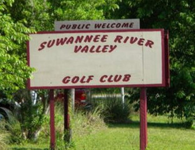Suwannee River Valley Country Club,Jasper, Florida,  - Golf Course Photo