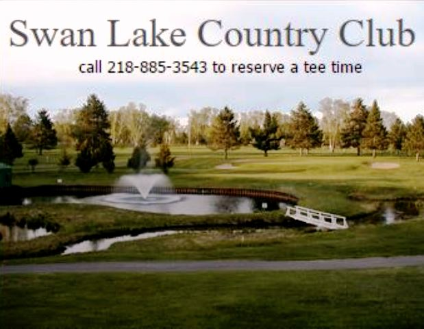 Golf Course Photo, Swan Lake Country Club, Pengilly, 55775