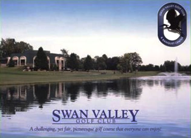 Swan Valley Golf Course,Saginaw, Michigan,  - Golf Course Photo