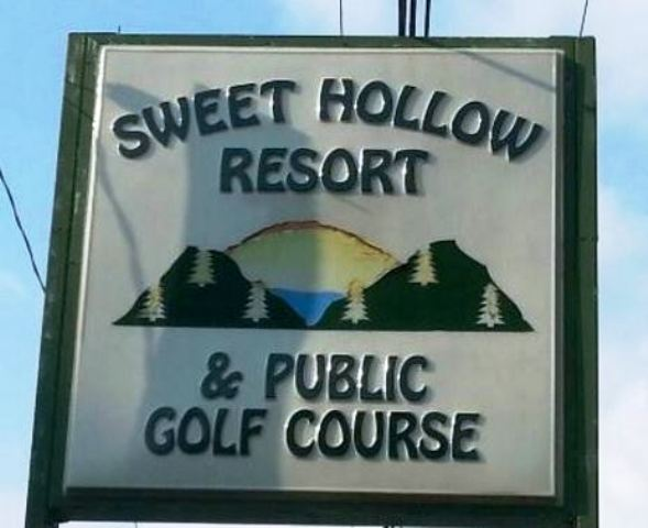 Sweet Hollow Golf Course, CLOSED 2014, Corbin, Kentucky, 40701 - Golf Course Photo