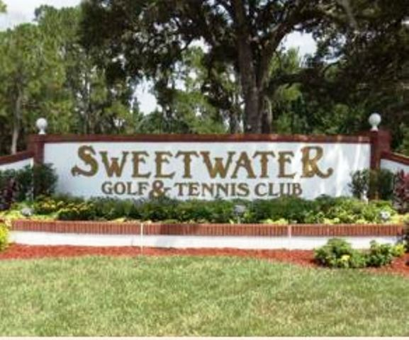 Golf Course Photo, Sweetwater Golf & Tennis Club, Haines City, 33844