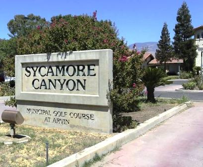 Sycamore Canyon Golf Course, CLOSED 2014