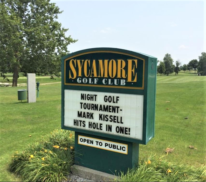 Sycamore Golf Club, North Manchester, Indiana,  - Golf Course Photo