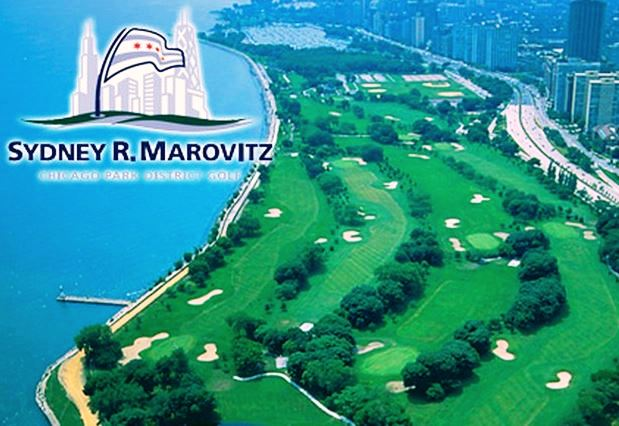 Sydney R. Marovitz Golf Course, Chicago, Illinois, 60607 - Golf Course Photo