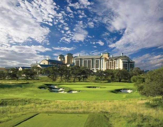 TPC San Antonio, Oaks Course,San Antonio, Texas,  - Golf Course Photo