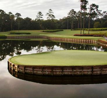 TPC at Sawgrass, Stadium Course,Ponte Vedra Beach, Florida,  - Golf Course Photo