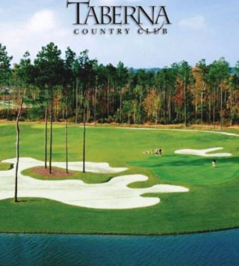 Taberna Country Club,New Bern, North Carolina,  - Golf Course Photo