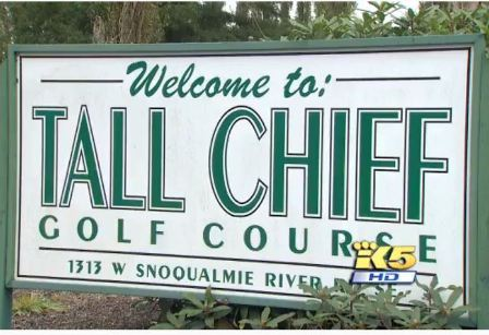 Tall Chief Golf Course, CLOSED 2011,Fall City, Washington,  - Golf Course Photo