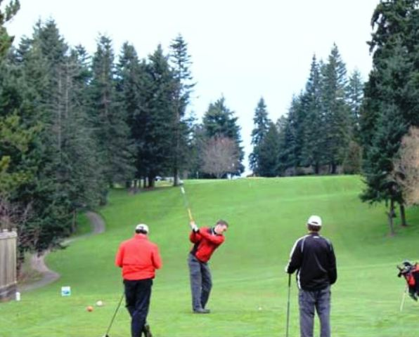 Tam Oshanter Golf & Country Club,Bellevue, Washington,  - Golf Course Photo