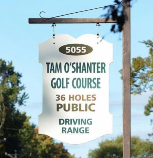 Golf Course Photo, Tam O Shanter, Hills Course, CLOSED 2018, Canton, 44708