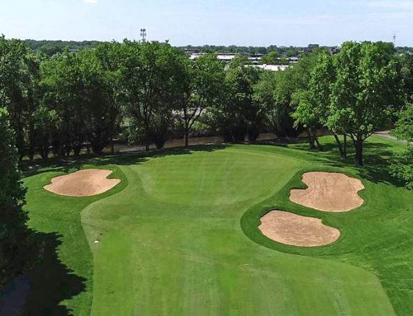Tam O Shanter Golf Course, Niles, Illinois,  - Golf Course Photo