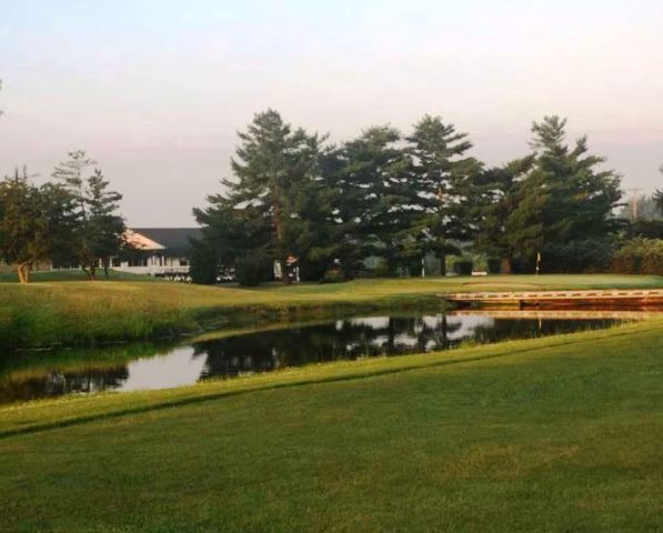 Tamarac Golf Club, Regulation Course,Lima, Ohio,  - Golf Course Photo