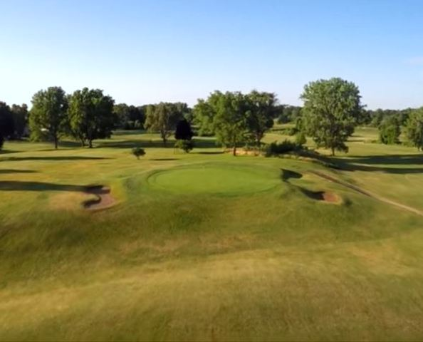 Golf Course Photo, Tamaron Country Club, Toledo, 43613