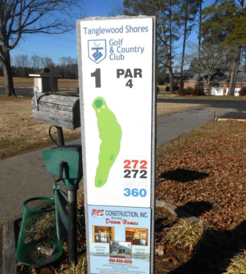 Tanglewood Shores Golf & Country Club,Bracey, Virginia,  - Golf Course Photo