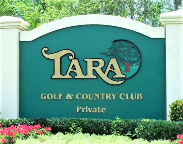 Golf Course Photo, Tara Golf & Country Club, Bradenton, Florida, 34203