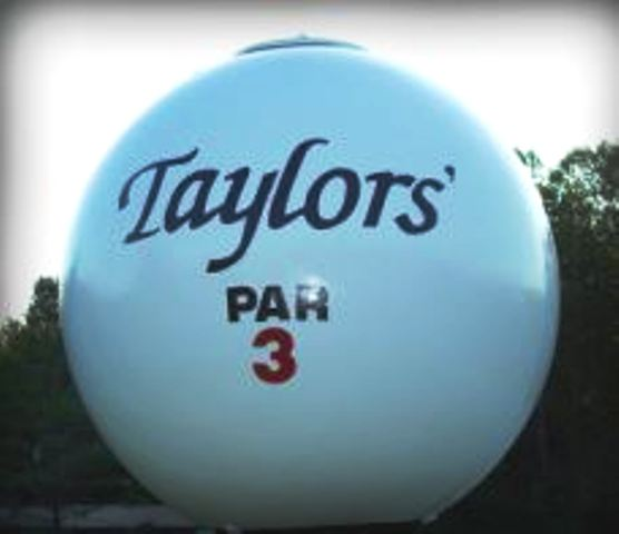Taylors Par 3 Golf Course