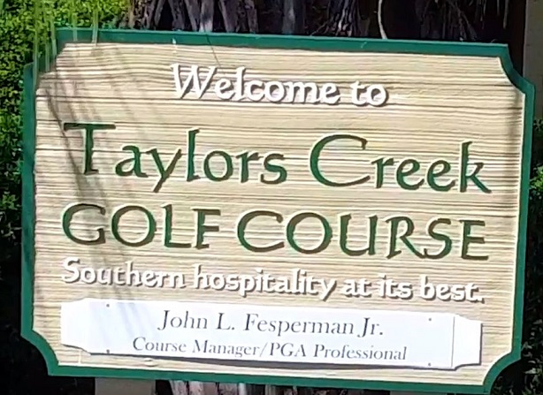 Taylors Creek Golf Course | Fort Stewart Golf Course