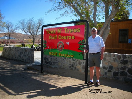 Tees & Trees Golf Course, Barstow, California, 92311 - Golf Course Photo