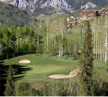 Telluride Golf Club, Telluride, Colorado, 81435 - Golf Course Photo