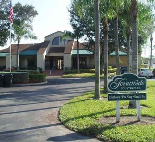 Terraverde Country Club, Fort Myers, Florida,  - Golf Course Photo