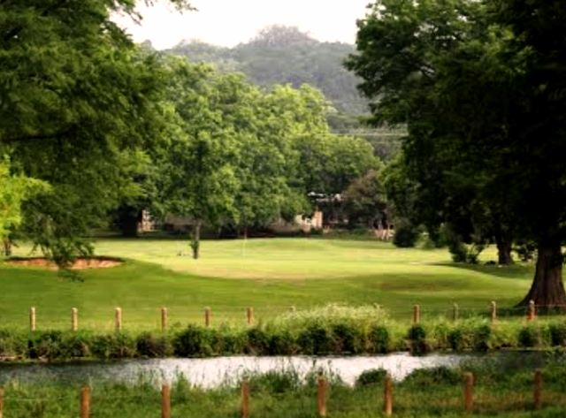Texas State, San Marcos Golf Course, CLOSED 2015,San Marcos, Texas,  - Golf Course Photo