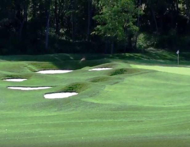 The Club at Chatham Hills | Championship Golf Course