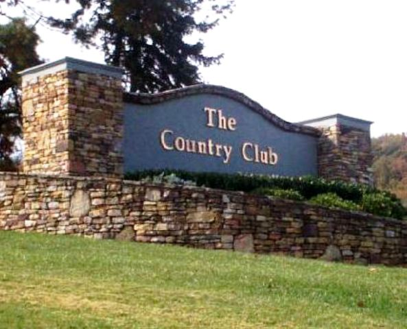 The Country Club,Morristown, Tennessee,  - Golf Course Photo