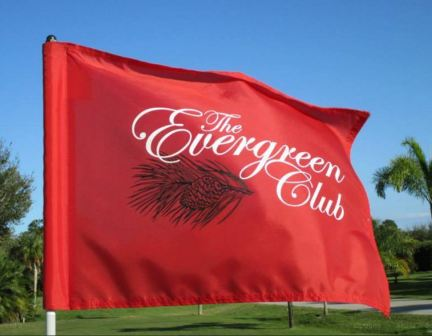 Golf Course Photo, The Evergreen Club | Evergreen Golf Course, Palm City, 34990