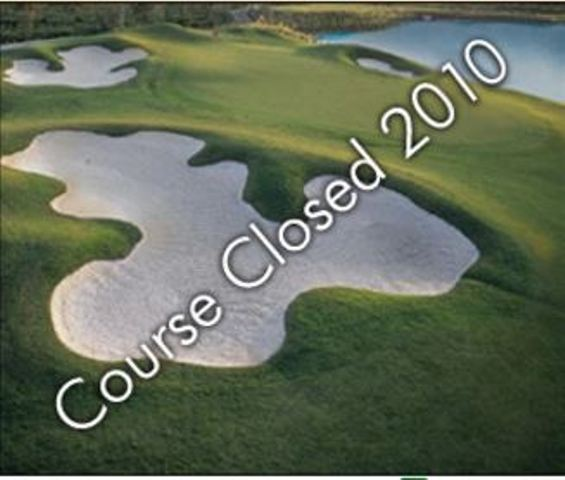 The Golf Club, CLOSED 2010, Maryville, Tennessee, 37801 - Golf Course Photo