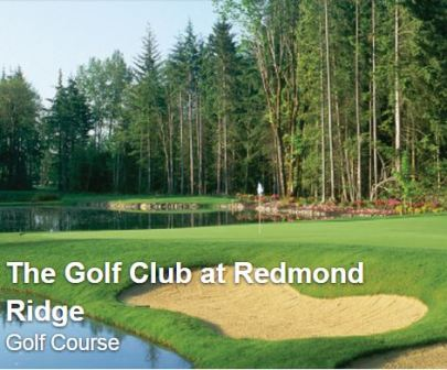 Golf Course Photo, The Golf Club at Redmond Ridge | Redmond Ridge Golf Course, Redmond, 98053