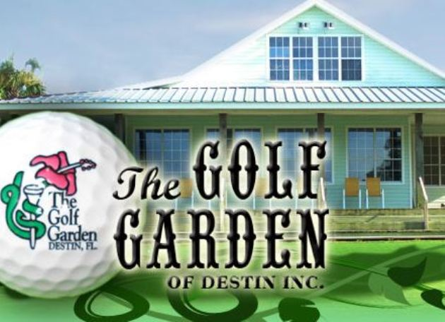 The Golf Garden,Destin, Florida,  - Golf Course Photo