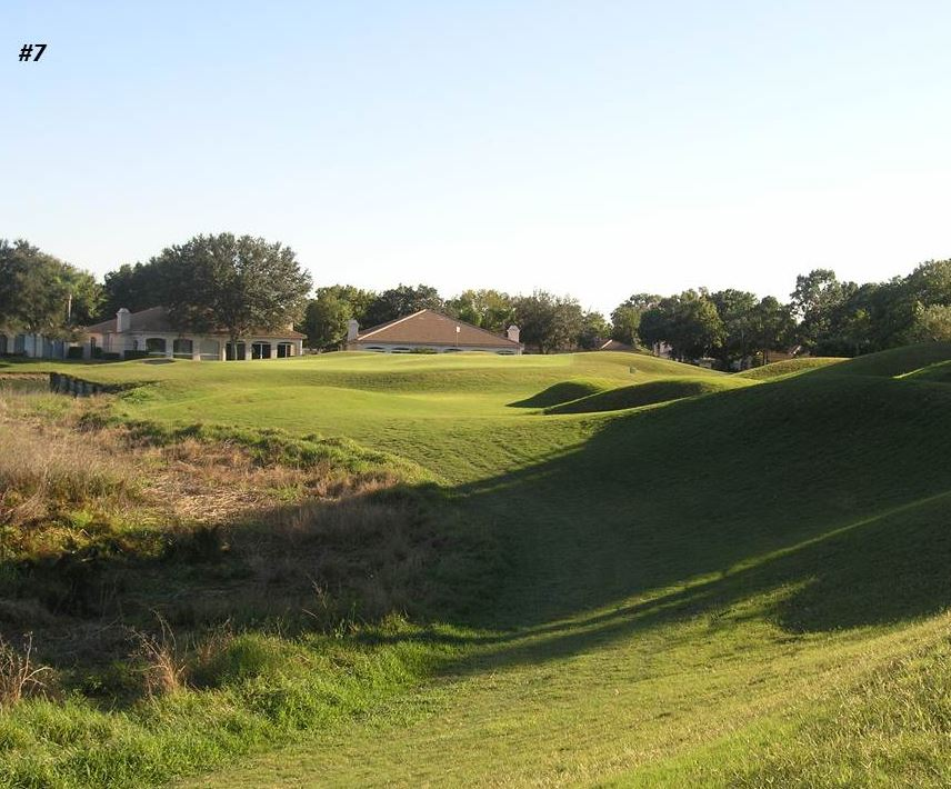 Meadows Country Club, The Groves Golf Course,Sarasota, Florida,  - Golf Course Photo