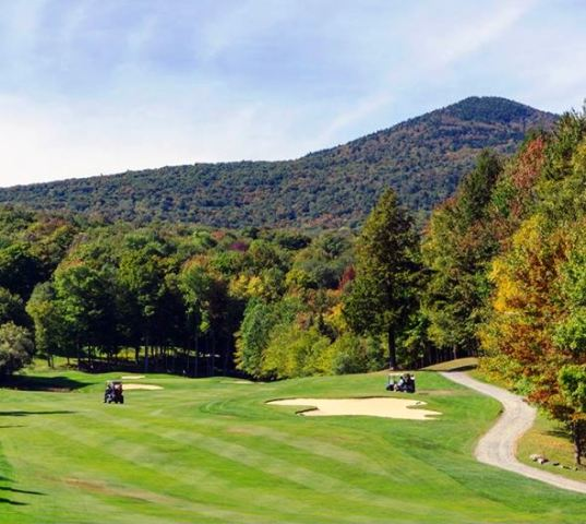 Hermitage Golf Club,Wilmington, Vermont,  - Golf Course Photo