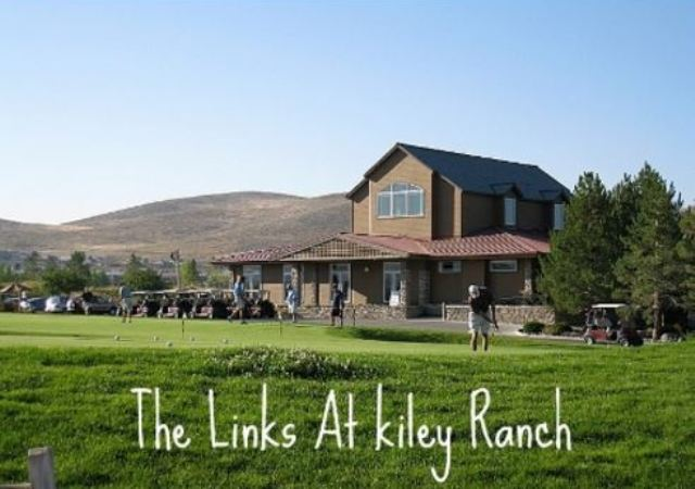 The Links At Kiley Ranch, Sparks, Nevada, 89436 - Golf Course Photo