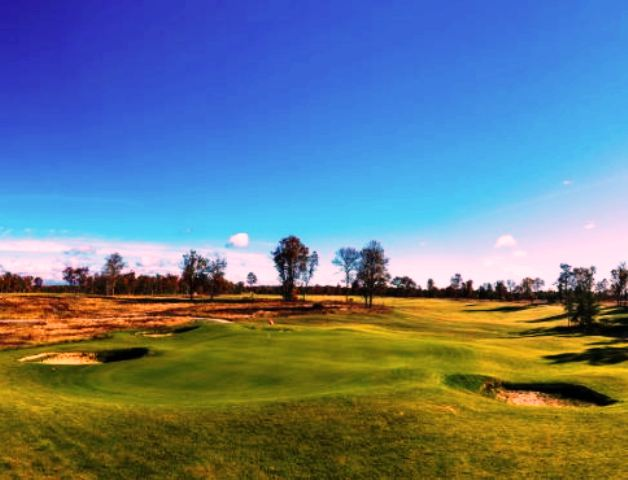 Golf Course Photo, Forest Dunes Golf Club, Loop Course, Roscommon, 48653