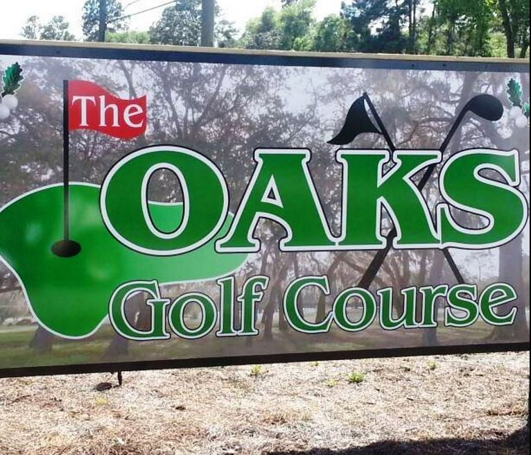The Oaks Golf Course | Live Oak Golf & Country Club, Crescent City, Florida, 32112 - Golf Course Photo