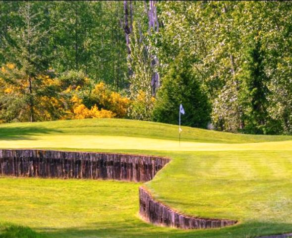 The Plateau Club | Plateau Club Golf Course,Sammamish, Washington,  - Golf Course Photo