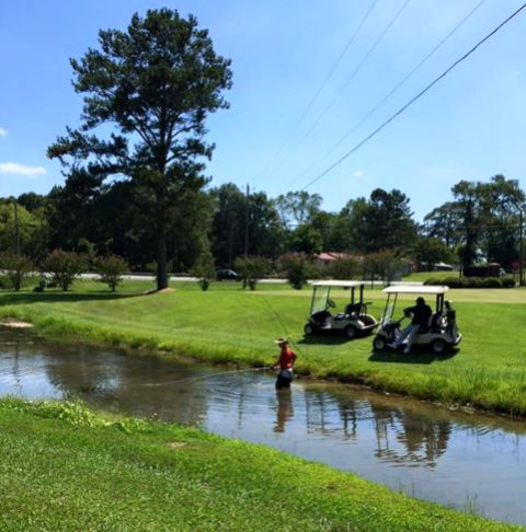 The Rock Golf Course | Talladega Municipal