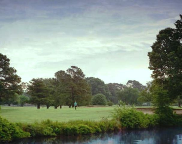 Golf Course Photo, Woodlands Golf Course, Hampton, 23663