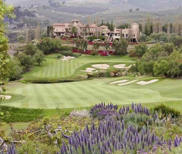 The Bridges at Rancho Santa Fe, Rancho Santa Fe, California,  - Golf Course Photo