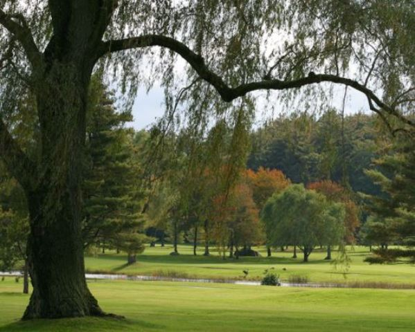 Golf Course Photo, The Cape Club of Sharon, Sharon, 02067