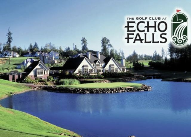 The Golf Club at Echo Falls, Snohomish, Washington,  - Golf Course Photo