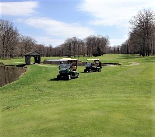 Golf Course Photo, The Greens of Greenville, CLOSED 2018, Greenville, 16125