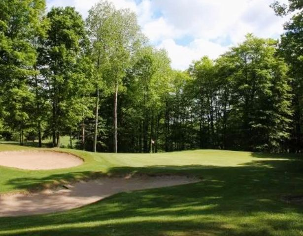 Golf Course Photo, The Natural Golf Course at Beaver Creek Resort, Gaylord, 49735