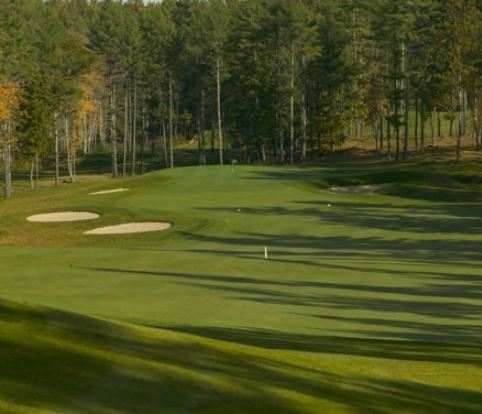 Golf Course Photo, The Oaks Golf Links, Somersworth, New Hampshire, 03878